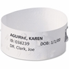 "Avery Chart Label EasyBand Medical Wristbands - 2.50"" Width x 1"" Length - 20 / Sheet - Rectangle - Laser - White - 1000 / Box"