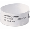 "Avery Chart Label EasyBand Medical Wristbands - 2.50"" Width x 0.97"" Length - 20 / Sheet - Rectangle - Laser - White - 1000 / Box"