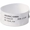 "Avery Chart Label EasyBand Medical Wristbands - 2.50"" Width x 0.94"" Length - 20 / Sheet - Rectangle - Laser - White - 500 / Box"