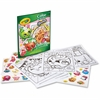 Crayola Shopkins Color/Sticker Book - 24 Each - Multicolor