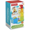Fisher-Price Stack/Explore Blocks - Skill Learning: Color, Number, Object, Fine Motor, Eye-hand Coordination, Self-confidence, Thinking, Problem Solving, Feeling