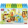 Mega Bloks Swing/Slide Safari Building Blocks Set - Theme/Subject: Animal, Fun - Skill Learning: Building, Sharing - 59 Pieces