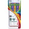 Dixon Graphite Pencil - #2 Lead Degree (Hardness) - Cedar Wood Barrel - 10 Pack