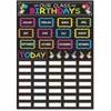 Ashley Decorative Magnet - Birthday Theme/Subject - Magnetic - 62 Piece