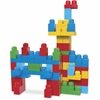 Mega Bloks Building Blocks Set, 80 pieces - Theme/Subject: Learning - Skill Learning: Building, Exploration, Construction, Color, Shape, Creativity, Imagination, Fine Motor, Eye-hand Coordination, Thi