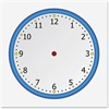 Flipside Kid Learning Clock Face - Theme/Subject: Learning - Skill Learning: Timing