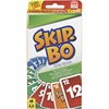 Mattel Skip-Bo Card Game - Strategy - 2 to 6 Players