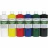 Handy Art Washable Tempera Paint - 6 Carton - Assorted