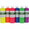 Handy Art Fluorescent Tempera - 6 Carton