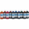 Handy Art Washable Basic Liquid Watercolors - 8 oz - 10 Carton