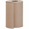 "Genuine Joe Hard Wound Roll Towel - 7.88"" x 350 ft - Natural - Absorbent - For Restroom - 12 / Carton"