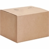 "Sparco Corrugated Shipping Cartons - External Dimensions: 15"" Width x 12"" Depth x 10"" Height - Kraft - Recycled - 25 / Pack"