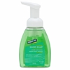 Genuine Joe Foaming Hand Soap - 8 fl oz (236.6 mL) - Pump Bottle Dispenser - Kill Germs - Hand, Skin - Green - Bio-based, Pleasant Scent, Moisturizing - 1 Each