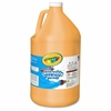 1 Gallon Washable Paint - 1 gal - 1 Each - Peach