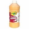 32 oz. Premier Tempera Paint - 1 quart - 1 Each - Peach