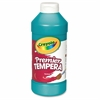 16 oz. Premier Tempera Paint - 16 fl oz - 1 Each - Turquoise