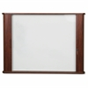 Balt Deluxe Mahogany Conference Cabinet - Porcelain Steel Surface - Mahogany Solid Wood/Wood Veneer Frame - 1 Each