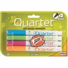 Low Odor Dry-Erase Markers - Bullet Point Style - Magenta, Cyan, Orange, Lime - 4 / Pack