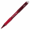 Twist-Erase Express Mechanical Pencil - #2, HB Lead Degree (Hardness) - 0.7 mm Lead Diameter - Refillable - Red Barrel - 1 Each