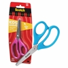 "Scotch Kid's Stainless Steel Scissors - 5"" Overall Length - Left/Right - Stainless Steel - Blunted Tip - Assorted"