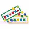 Three Bear Family Learning Card - Theme/Subject: Learning - Skill Learning: Mathematics, Reading, Animal - 16 Pieces - 3+