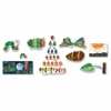 Carson-Dellosa Very Hungry Caterpillar Bulletin Board Set - Theme/Subject: Learning - Skill Learning: Stories - 14 Pieces - 4-9 Year