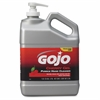 Gojo Gallon Pump Cherry Gel Pumice Hand Cleaner - Cherry Scent - 1 gal (3.8 L) - Pump Bottle Dispenser - Dirt Remover, Grease Remover, Oil Remover - Hand, Skin - Red - Heavy Duty, pH Balanced, Pleasan