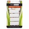 White Block Erasers 4-pk - Latex-free, Phthalate-free, Pliable, Residue-free - Plastic - 4/Pack - White