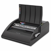 "Swingline Combbind C210E Binding System - CombBind - 330 Sheet(s) Bind - 20 Punch - Letter - 9"" x 16"" x 14"" - Gray, Silver"