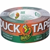 "Duck Outdoor/Exterior Duct Tape - 1.88"" Width x 90 ft Length - 1 / Roll - Gray"