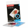 """Swingline® GBC® SelfSeal™ NoMistakes™ Self Adhesive Laminating Pouches, 4"""" x 6"""" Photo Size, Glossy, 8 Mil, 5 Pack - Sheet Size Supported: Photo-size 4"""" Width x 6"""" Length - Laminati"""