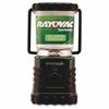 Rayovac Sportsman LED 4W Lantern - 4 W - D - Rubber, Acrylonitrile Butadiene Styrene (ABS) - Black