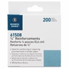 "Self-adhesive 1/4"" Reinforcements - White - 200 / Pack"