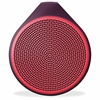 Logitech X100 Speaker System - Wireless Speaker(s) - Portable - Battery Rechargeable - Red - 30 ft - Bluetooth - USB