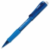 Pentel Twist-Erase EXPRESS Automatic Pencils - #2, HB Lead Degree (Hardness) - 0.7 mm Lead Diameter - Fine Point - Refillable - Black Lead - Blue Barrel - 1 Dozen
