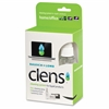 Bausch & Lomb Clens Apple Cleaning System - For Display Screen - Streak-free - 1 Each - White