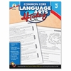 Common Core Language Arts 4 Today Workbook Education Printed Book - English - Book - 96 Pages