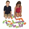 Dominoes Set - Skill Learning: Matching, Counting - 28 Pieces
