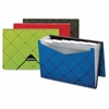 "Pendaflex Expanding File - Letter - 8 1/2"" x 11"" Sheet Size - 1 1/2"" Expansion - 7 Pocket(s) - Polypropylene - Assorted - 1 Each"