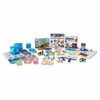 Learning Resources Grade 1 Math Kit - Theme/Subject: Learning - Skill Learning: Mathematics, Subtraction, Measurement, Addition, Shape, Counting - 16 Pieces - 6+