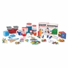 Learning Resources Grade 4 Math Kit - Theme/Subject: Learning - Skill Learning: Mathematics, Comparison, Measurement, Problem Solving, Fraction, Number, Decimal, Shape - 20 Pieces - 9+