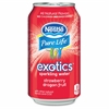 Exotics Dragon Fruit Sparkling Water - Dragon Fruit Flavor - 12 fl oz - Can - 8 / Box