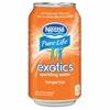 Exotics Tangerine Sparkling Water - Tangerine Flavor - 12 fl oz - Can - 8 / Box