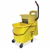 Sidepress Combo Water Management System - Yellow