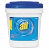 all Diversey All Multi-Purpose Powder Detergent - Powder - 520 oz (32.50 lb) - Citrus ScentTub - 1 Each - White
