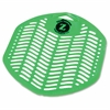 Impact Products Orchard Deodorizing Urinal Screen - Orchard Zing - Lasts upto 30 Day - Deodorizer, Ozone-safe, Flexible, Translucent - 12 / Carton - Green