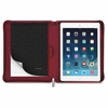 Carrying Case for iPad Air 2 - Red - MicroFiber