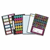 "Carson-Dellosa Colorful Chalkboard Bulletin Board Set - Learning Theme/Subject - 24"" Height x 17"" Width - Multicolor - 40 / Set"