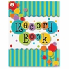 Fresh Sorbet Record Book - 48 Sheet(s) - Spiral Bound - Multicolor Cover - 96 / Each