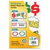 U.S. Stamp & Sign Fundraiser Poster Theme Kit - 1 Kit - Multicolor